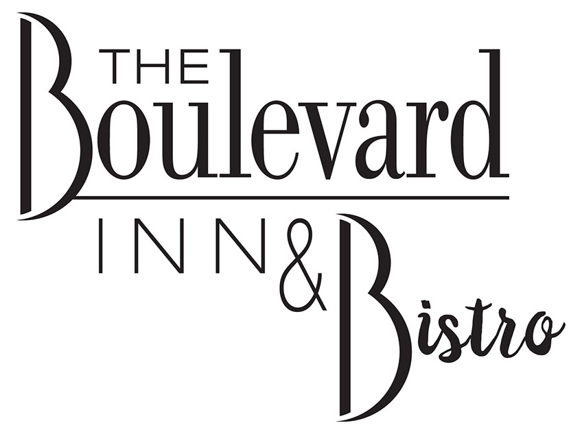 The Boulevard Inn & Bistro Logo