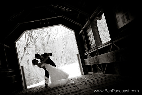 Bridge Winter Wedding 2