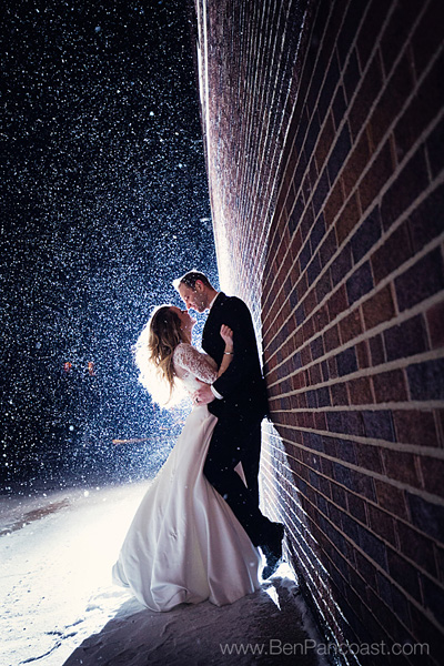 Winter Wedding Snow Flakes