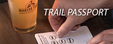 Makers Trail Flight Crew Passport