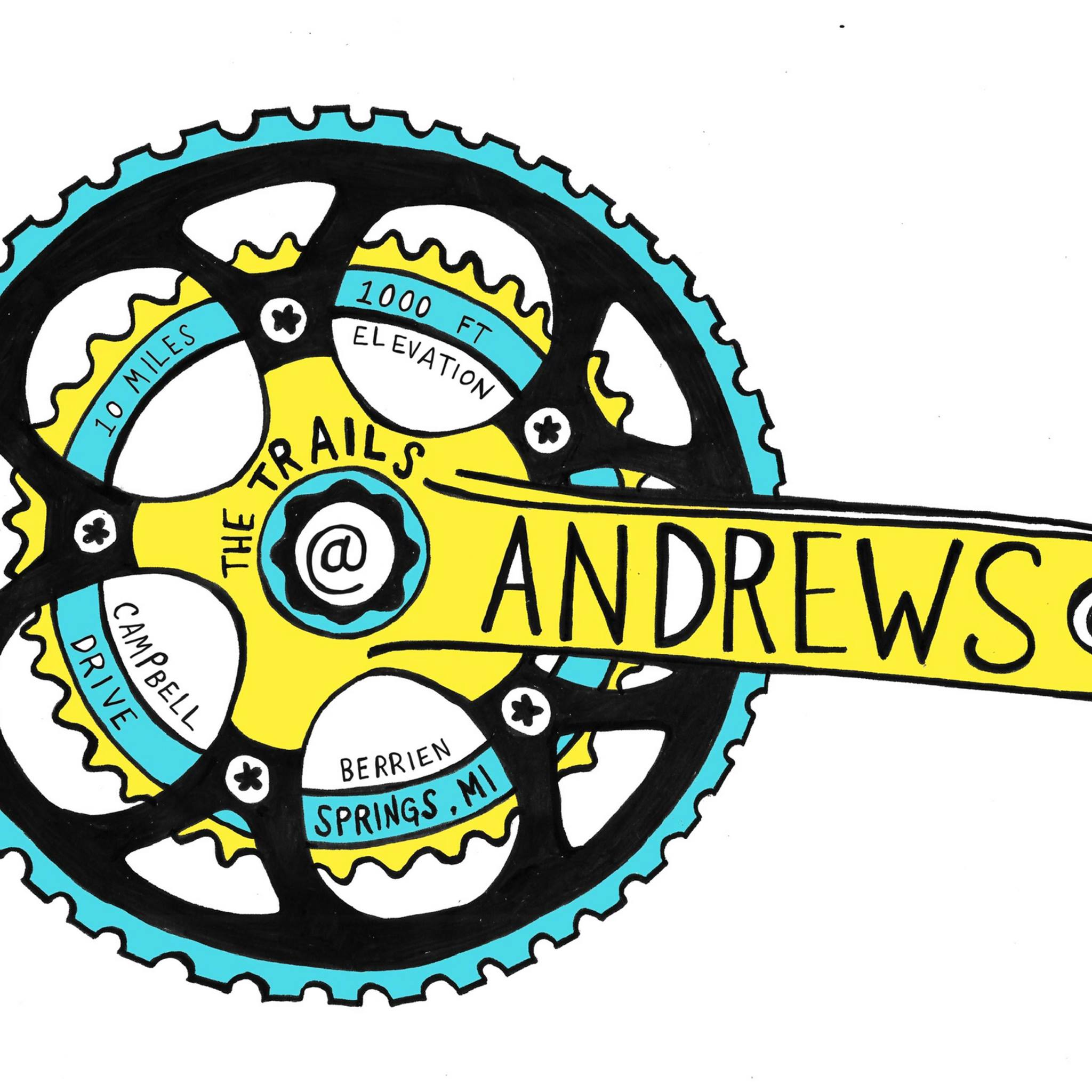 Andrews Trails Logo