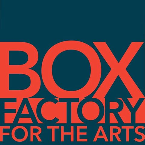 Box Factory for the Arts Logo