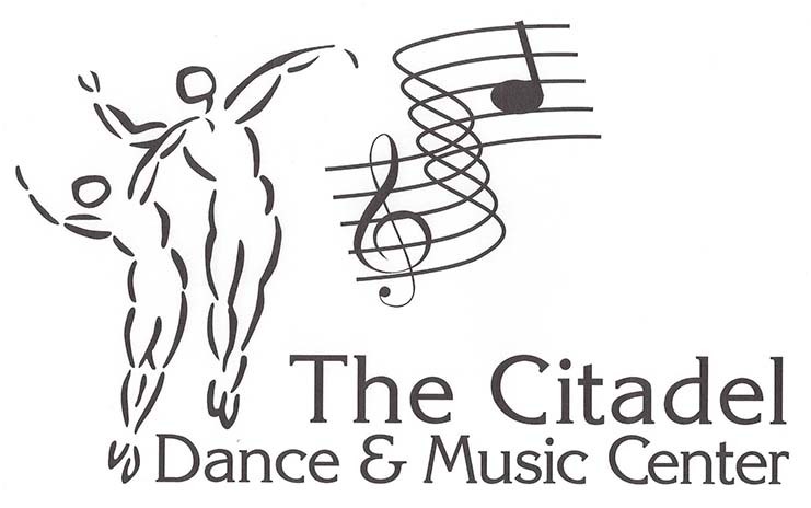 Citadel Dance & Music Center Logo