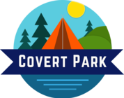 Covert Park: Beach and Campground Logo