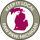 Paw Paw Chamber of Commerce Logo