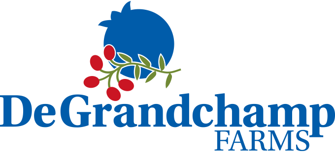DeGrandchamp Farms Logo