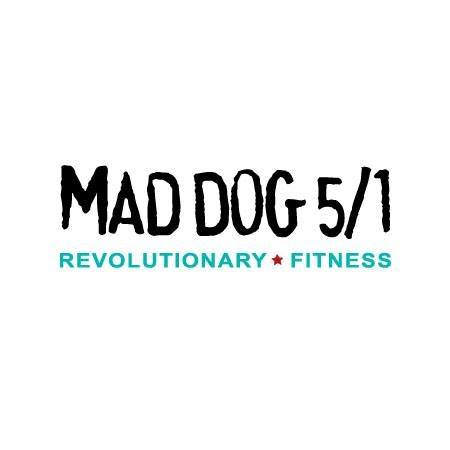 Maddog 5/1 Revolutionary Fitness Logo