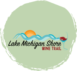 Lake Michigan Shore Wine Trail Logo