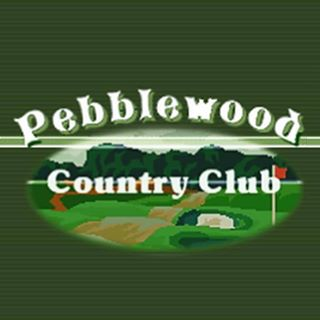 Pebblewood Country Club Logo