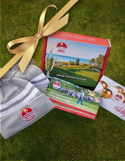 spga tickets gift box