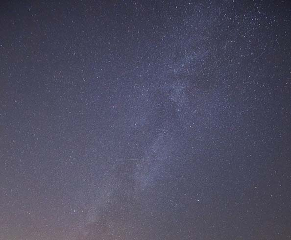 Night sky photo Joshua Nowicki