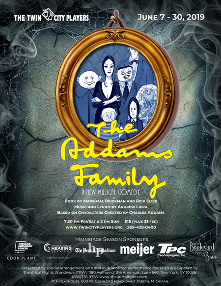 The Addams Family a New Musical