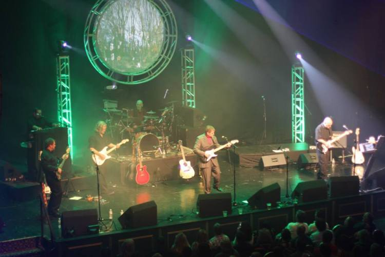 Live at The Acorn - Pink Floyd Tribute Echoes Of Pompeii!