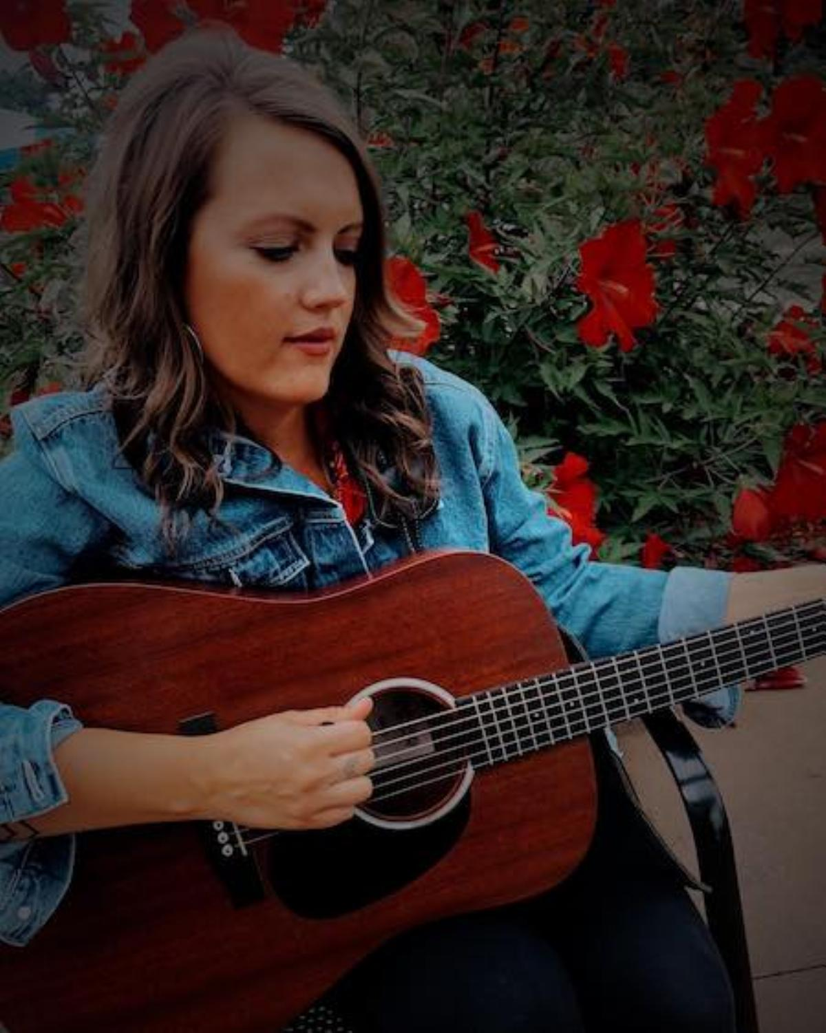 Dablon Winery Hosts Live Music by Lexi Adams