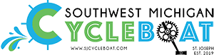 Southwest Michigan Cycleboat Logo
