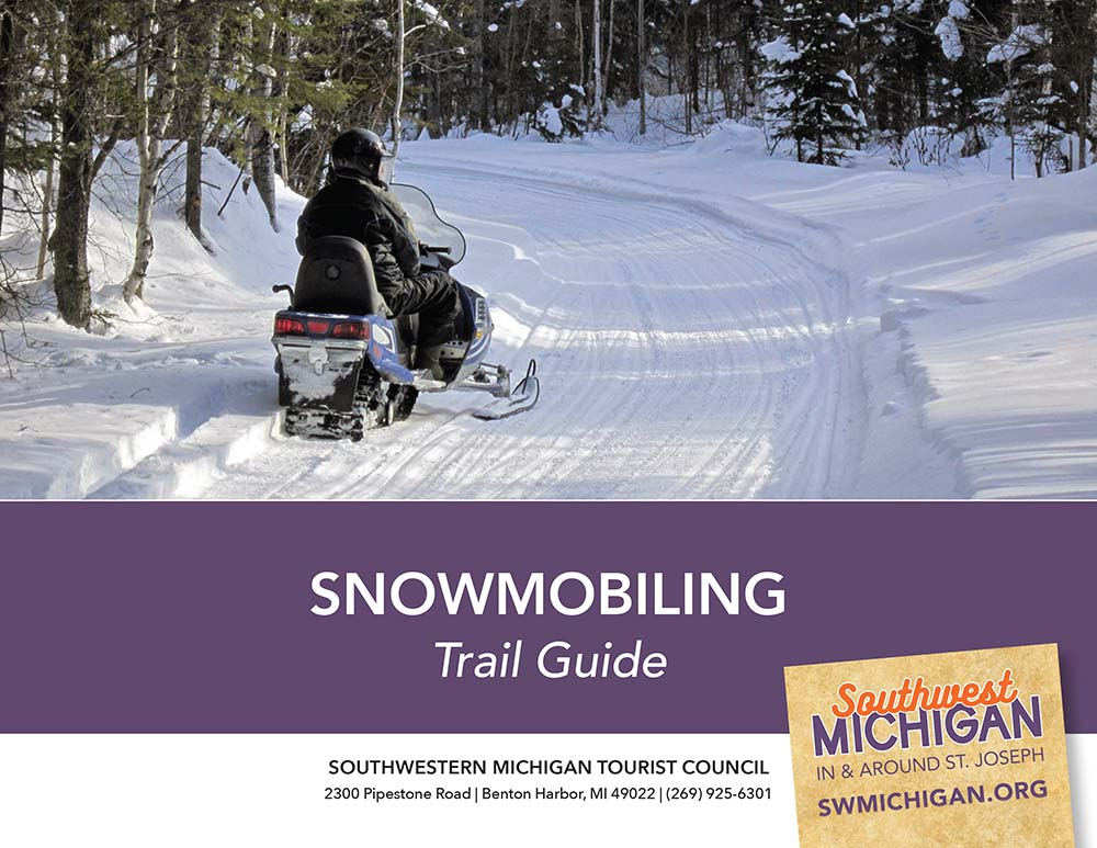 Trail Map Snowmobiling 19 1